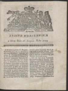 Gazeta Warszawska. R.1783 Nr 66