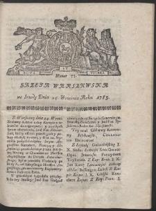 Gazeta Warszawska. R.1783 Nr 77