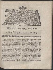Gazeta Warszawska. R.1783 Nr 80