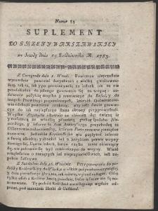 Gazeta Warszawska. R.1783 Nr 83