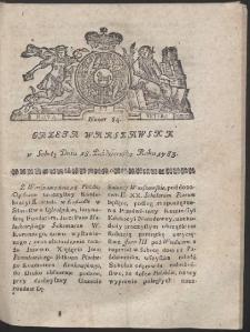 Gazeta Warszawska. R.1783 Nr 84