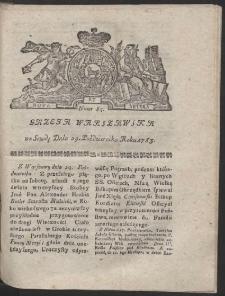 Gazeta Warszawska. R.1783 Nr 87