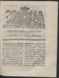 Gazeta Warszawska. R.1783 Nr 96