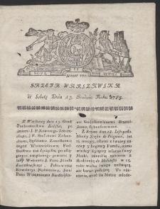 Gazeta Warszawska. R.1783 Nr 100