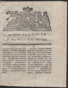 Gazeta Warszawska. R.1783 Nr 102