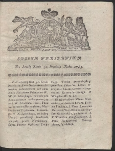 Gazeta Warszawska. R.1783 Nr 105