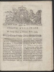 Gazeta Warszawska. R.1784 Nr 46