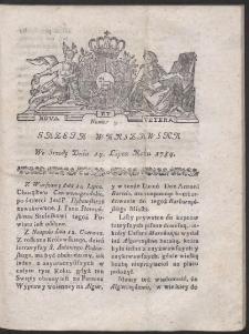 Gazeta Warszawska. R.1784 Nr 56