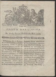 Gazeta Warszawska. R.1784 Nr 80