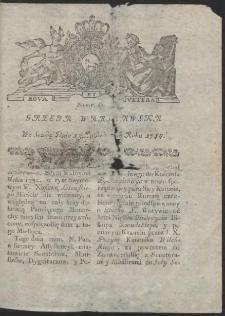 Gazeta Warszawska. R.1784 Nr 82