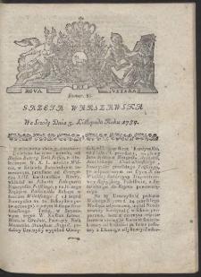 Gazeta Warszawska. R.1784 Nr 88