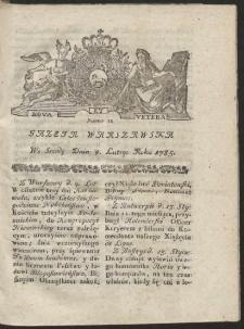 Gazeta Warszawska. R.1785 Nr 12