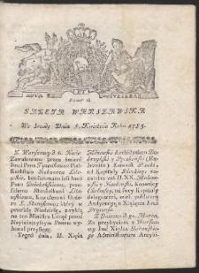 Gazeta Warszawska. R.1785 Nr 28