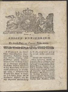 Gazeta Warszawska. R.1785 Nr 48