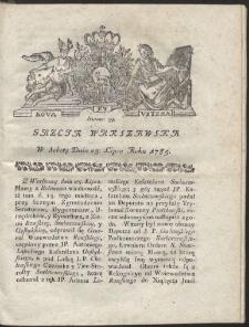 Gazeta Warszawska. R.1785 Nr 59