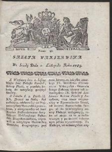Gazeta Warszawska. R.1785 Nr 88