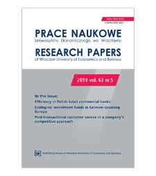 Tangible and intangible resources and the financial performance of Polish social cooperatives