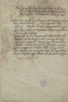 [Zbiór autografów królewskich i innych z lat 1612-1818]