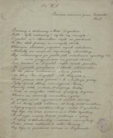 [Zbiór autografów Józefa Ignacego Kraszewskiego z lat 1855-1886]