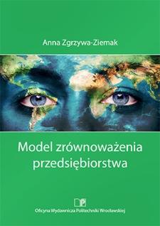 Model zrównoważenia przedsiębiorstwa