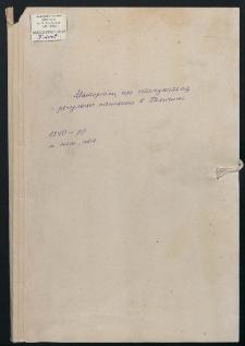 Materiały w sprawie skasowania pańszczyzny (kopie aktów; potomkowie K. Krzeczunowicza)