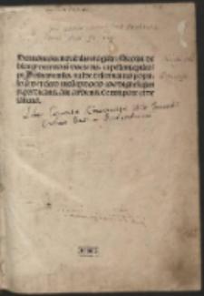 Sermones de tempore et de sanctis, sive Viridarius