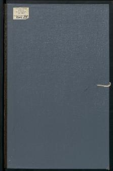 Materiały spraw podatkowych (notatki, broszury, prasa)