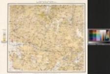 Geognostische Karte von Oberschlesien : und den angrenzenden Gebieten. Section 1: Namslau