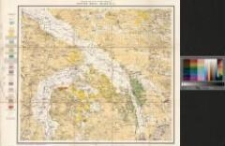 Geognostische Karte von Oberschlesien : und den angrenzenden Gebieten. Section 4: Brieg