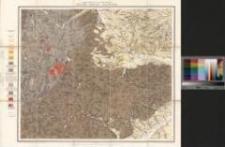 Geognostische Karte von Oberschlesien : und den angrenzenden Gebieten. Section 10: Troppau