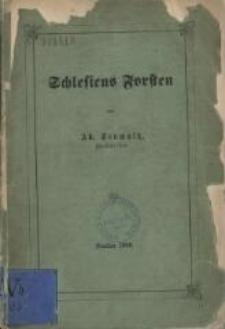Schlesiens Forsten