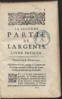 L'Argenis […] P.2-3