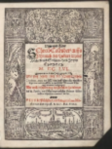 New und Alter Schreib Calender, auffs Jahr nach der Geburt unsers Heyland und Seeligmachers Jesu Christi M. DC. LVI. […]