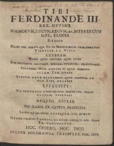 Elogia Ducum. Regum. Interregu[m] Qui. Boemis. Praefuerunt / Authore Iulio. Solimano Societat. Iesu