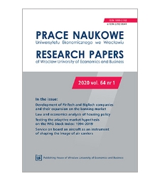 Determinants of sustainable development of industrial enterprises in Poland in the period from 2010 to 2019 – a statistical evaluation