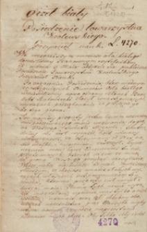 Orzeł biały. Posiedzenie Towarzystwa Królewskiego Przyjaciół Nauk [w Warszawie w 1820 r.]