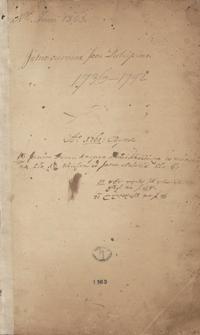 [Akta prawa uprzywilejowanego ormiańskiego w Stanisławowie z lat 1736-1742]