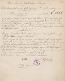 [Kopiariusz listów i innych pism gen. Macieja Rybińskiego. T. 3: Lata 1850-1858]