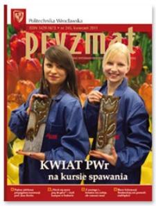 Pryzmat : Pismo Informacyjne Politechniki Wrocławskiej. Kwiecień 2011, nr 245
