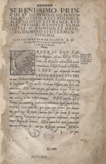 Statuta Regni Poloniae In Ordinem alphabeti digesta […]