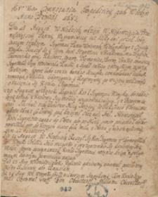 Krótka konotacja expedycyjej pod Wiedeń Anno Domini 1683