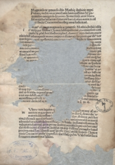 Libanii Greci declamatoris dissertissimi Beati Johannis Crysostomi preceptoris epistole cum adiectis Johannis Sommerfelt argumentis [...]
