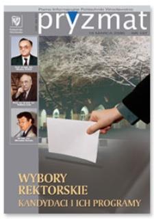 Pryzmat : Pismo Informacyjne Politechniki Wrocławskiej. 10 Marzec 2005, nr 187