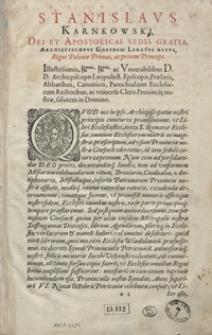 Agenda ad uniformem ecclesiarum per universas provincias Regni Poloniae usum. Cz.1-2