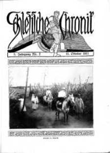 Schlesien : Illustrierte Zeitschrift für die Pflege heimatlicher Kultur. Zeitschrift des Kunstgewerbevereins für Breslau u. die Provinz Schlesien, 5. Jahrgang, 1911, 15 Oktober, Nr 2