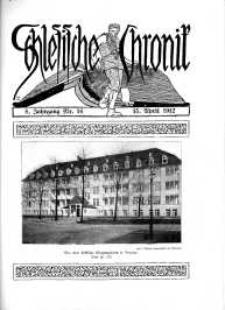 Schlesien : Illustrierte Zeitschrift für die Pflege heimatlicher Kultur. Zeitschrift des Kunstgewerbevereins für Breslau u. die Provinz Schlesien, 5. Jahrgang, 1912, 15 April, Nr 14