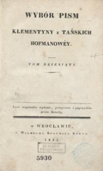 Rozmaitości. - Nowe oryg. wyd., przeyrz. i popr. przez Autorkę