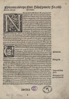 Introductio in Ptholomei Cosmographia[m] cu[m] longitudinibus et latitudinibus regionum et civitatum celebriorum […]. - War. A