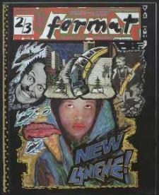Format : pismo artystyczne, 1991, nr 1-2 (2-3)