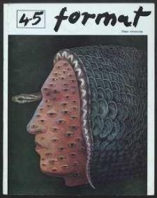 Format : pismo artystyczne, 1991, nr 3-4 (4-5)